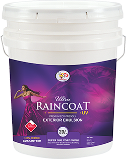 Ultra Raincoat : Exterior Emulsion