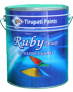 Ruby : Deluxe Synthetic Enamel